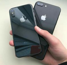 iPhone 8 and iPhone X