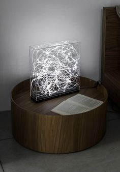 "Table lamp - ""Synapse"" byClaudio Brunello BUY IT NOW ON www.dezzy.it!"