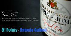 Voirin Jumel Grand Cru Blanc de Blancs Brut - NV Champagne 750ml 沃蘭尊魅白中白特級不甜香檳