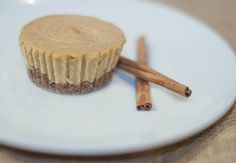 "Mini Pumpkin ""Cheesecakes"" from Sweet Potatoes and Social Change (Autoimmune Protocol-Friendly) 
