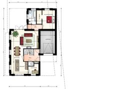 Floor Plans, Sketch, How To Plan, House, Houses, Sketch Drawing, Haus, Sketching, Homes
