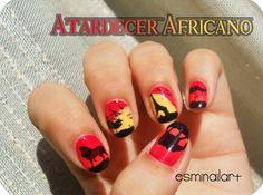 Mi nail art!: agosto 2014