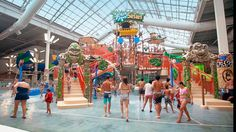 Kalahari Resorts PA Phase 2 - Now Open