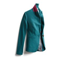 Stitch Fix Fall Stylist Picks: Peacock Teal Blazer