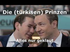 Die (türkisen) Prinzen – Alles nur geklaut 💰 - YouTube Satire Videos, Youtube, Movies, Movie Posters, Internet, Facebook, Corona, Finance, Films