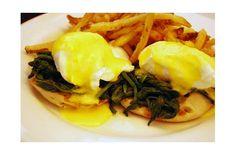 Eggs Florentine #breakfast #brunch
