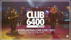 Sandra - Everlasting Love (Top Of The Pops 1987) - CLUB 6400 - 80s Music