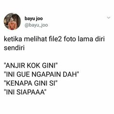 Quotes Lucu, Jokes Quotes, Me Quotes, Funny Quotes, Funny Humor, Message Quotes, Reminder Quotes, Tweet Quotes, Funny Tweets Twitter