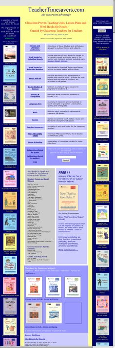 ... Studies | Newbery Winners | Lesson Plans | Activities and Resources