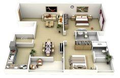 2+1 ev dizaynı