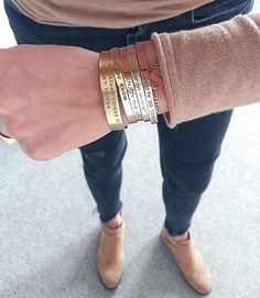 Monday ✔️ In good mood 👌🏼 www.miss-quote.com #missquote #onlineshop #bracelet #handmade #jewelry #jewelryengraving #instamood #work #happy #bestoftheday Missing Quotes, Good Mood, Cuff Bracelets, Handmade Jewelry, Happy, Instagram, Fashion, Moda, Handmade Jewellery
