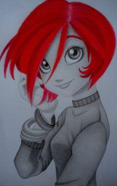 Red Will by  sinsensor @deviantART http://sinsenor.deviantart.com/art/RED-WILL-360388534
