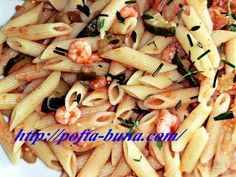 Paste rapide cu dovlecei, vinete si creveti 30 Minute Meals, Paste, Pasta Salad, Seafood, Pizza, Chicken, Ethnic Recipes, Sea Food, Noodle Salads