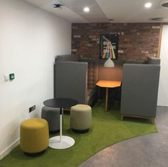 A cosy corner in our coworking hub.