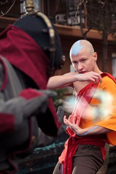 Aang, Avatar: The Last Airbender by Twinfools.