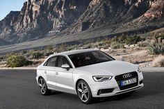 New Audi A3 S3