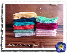 Defi>Grannys>Projets N° 79 grannys rose poudré grannys Sauveterre - Dane et le crochet