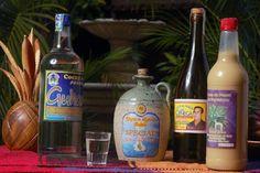 Cocuy bebida alcoholica larense, Venezuela.