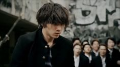 High & Low ~ Another World ~ 「Amamiya Brothers」 - 「Act The one with Murayama」 Crows Zero, Another World, Sibling, High Low, Acting, Boyfriend, Rose, People, Once Upon A Time
