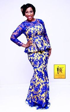 African Prints- African women dresses- African fashion styles ...