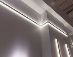 MILLELUMEN ARCHITECTURE- Indirect light as an element of design. Millelumen architecture may be extended infinitely and assimilates itself to any given constructional situation. www.asco-lifestyle.co.uk