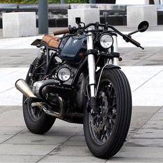 Oh sweet chariot. @caferacerdreams recent BMW R100 Cafe racer... #overbold #caferacer #motorcycle #bratstyle #bobber #custom #bcn #bikes #motorbike #bespoke #handmade #caferacer #overboldmotorco #tracker #streettracker #flattracker #honda #yamaha #suzuki #ossa #triumph #bmw #guzzi #motoporn #lifestyle #cafexxx #dirttrack #flattracker