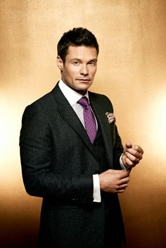 Charitybuzz: Meet Ryan Seacrest at a Taping of American Idol Season - Lot 3429183 Ryan Seacrest, Radio Personality, Reality Tv Stars, Season 12, Talent Show, Friend Outfits, American Idol, Celebs, Celebrities