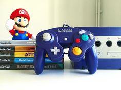 Console Game Cube, completo + 5 jogos originais