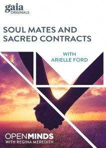 Open Minds: Soul Mates and Sacred Contracts with Arielle Ford - 2/8/2016 - Season 6, Episode 7 - Arielle Ford unravels the mystery of the sacred contracts between soul mates and how they can work together to stay together. Passionate love can come on in a flash and can weather just as quickly. But when the chemistry goes away, you finally get to meet the real person in your relationship. Now is the time you come to terms with compatibility and if you were meant to be together. Strangely.....