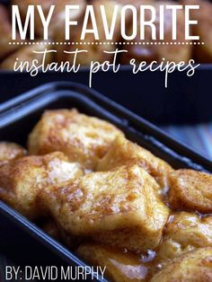 If you love cooking in your Instant Pot, you're gonna love making these super delicious & easy to make Instant Pot recipes. My whole family has tested and enjoyed every single one of them...multiple of times! Enjoy! If you loved these recipes, please be sure to follow my on my social media account located in the Instant Pot Recipe eBook.