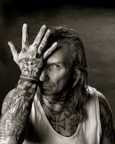 Shawn and I met Indian Larry the summer before he died.  A truly nice, sincere person.  By far my favorite biker friend.