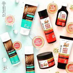 Dr. Sante Keratina Hair & Anti Loss Hair. Anti Hair Loss, Keratin, Bottle, Hair Styles, Flask, Hair Makeup, Dead Skin, Hairdos, Hair Cuts