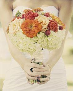 #Vintage #chic #hydrangea #rose #bouquet