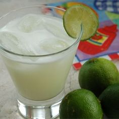 "Brazilian Lemonade | ""This was VERY tasty. Next time I think I will substitute coconut cream for the condensed milk."""