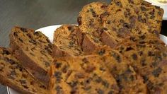 """Bara brith (literally """"mottled bread"""") is sometimes made with yeast but Mary's family recipe omits it, giving a wonderfully sticky texture. It is best spread with plenty of butter. (via BBC Food) Welsh Recipes, British Recipes, Australian Recipes, British Desserts, Bara Brith, British Baking, Tea Cakes, Fruit Cakes, Afternoon Tea"""
