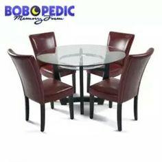 Omega 7 Piece Dining Set | Dining Room Sets | Dining Room | Bob\'s ...