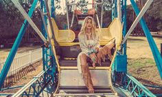 Gigi Hadid coachella style by Rosa Cha