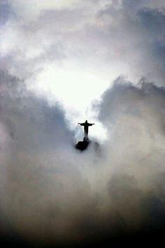 El Cristo redentor  De Brazil.