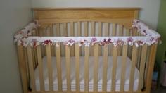 no sew crib rail guards