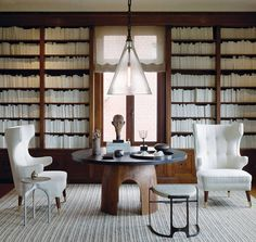 San Francisco Decorator Showcase 2014 :: The Library - Simplified Bee