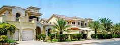 Top 10 property in Dubai, Best properties in Dubai Winning Time, Palm Jumeirah, Townhouse, Seaside, Dubai, Beach House, Villa, Home And Garden, Mansions