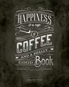 I ♥Coffee I ♥Books