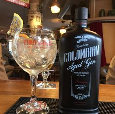 #Colombian #gin #ginlovers