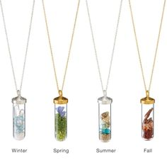 A necklace for every season