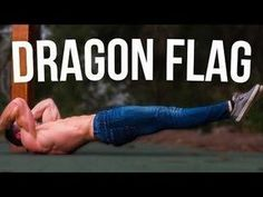 """Dragon Flag Tutorial - Frank Medrano Abs Workout """" Bruce Lee Favorite Exercise """" - YouTube"""