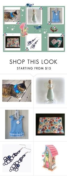 """""""Twinkle Twinkle little Star"""" by cozeequilts ❤ liked on Polyvore featuring Koo"""