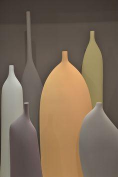 Kose ceramics  Beautiful flow to these pieces