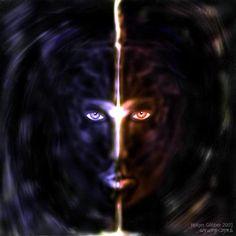 Todo el mundo tenemos dos caras, bueno… tal vez tengamos más dependiendo de la persona y la situación en la que vivamos. Una siempre se mantiene oculta esperando la oportunidad de salir, y darse a conocer. Una define a la otra, se completan. Son tan diferentes y a la ven tan iguales, ambas tienen la misma esencia. Pero sus límites son diferentes. ¿Qué cara tienes tu?