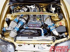 1992 Nissan 240 Sx 2Jzgte Engine