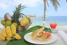 Recipe Time: Stay Fit With A Melon Cooler From The Veggie Bar At Couples Resorts